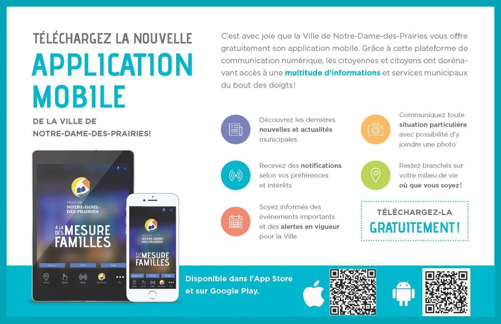 Application mobile