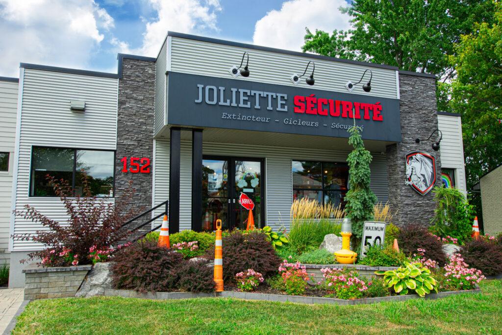 Commerce 2 - Joliette Sécurite